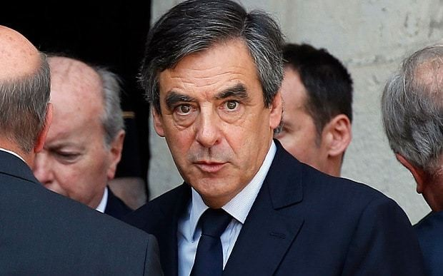 France is the sick man of Europe, says former French prime minister François Fillon