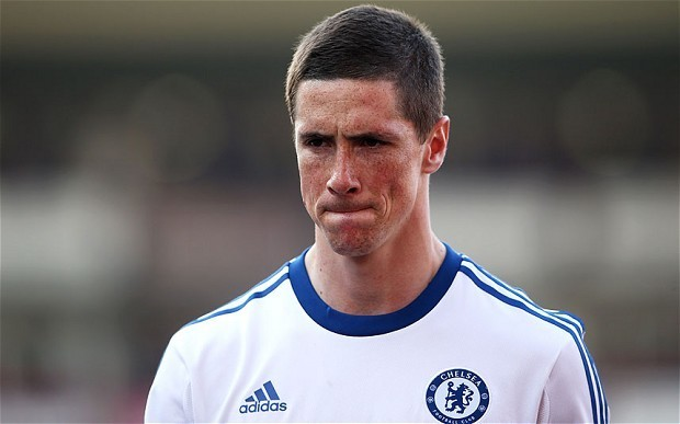 Chelsea manager Jose Mourinho ready to cut his losses on misfiring striker Fernando Torres