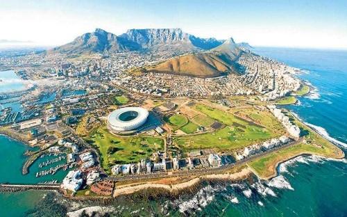 Eric Lanlard's Cape Town: My Kind of Town