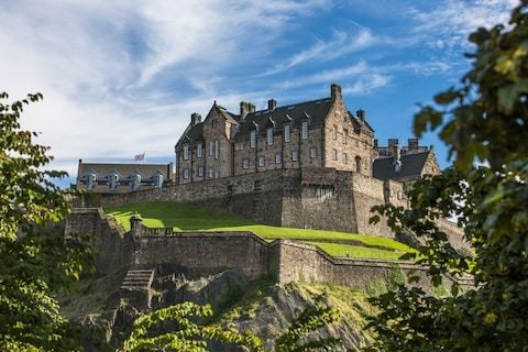 Revealed: The Scottish heritage sites 'at risk' from climate change