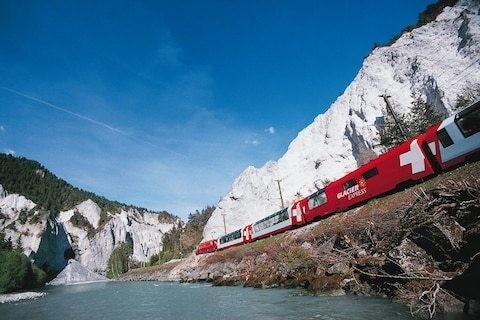 Ultimate Glacier Express