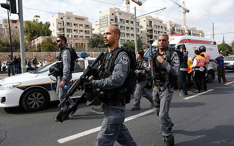 Car ploughs into crowd of Jerusalem pedestrians in 'intentional attack'