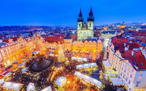 18 of the best Christmas markets in Europe – and where to stay