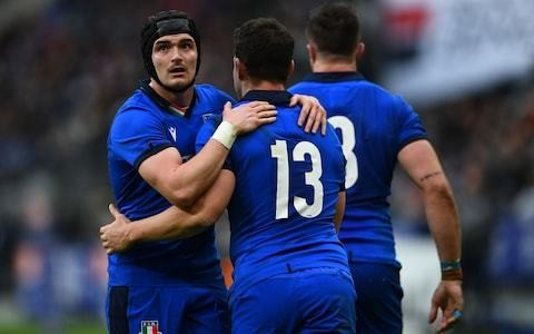 Questions about Italy's Six Nations status will grow even louder if they lose to Scotland