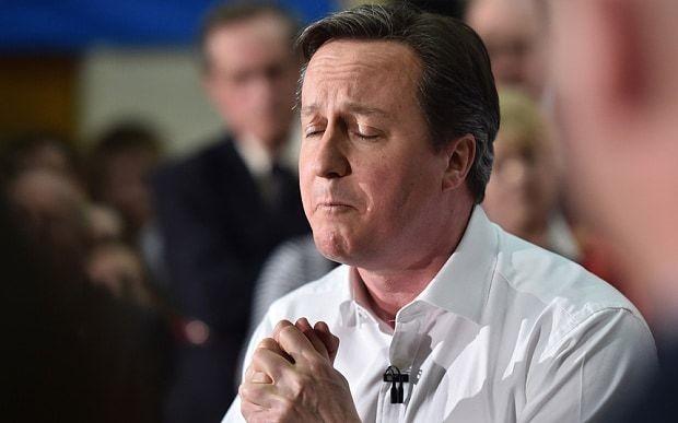Cameron tells bishops: don't dismiss me as 'amoral'