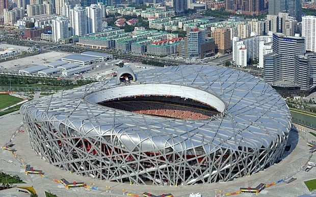 China to declare war on 'bizarre architecture'