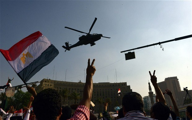 Egypt must complete its revolution with the ballot box