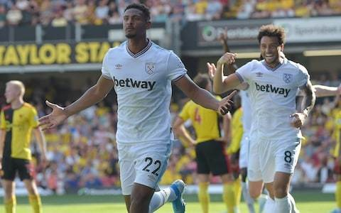 Sebastien Haller says Watford win 'was a terrible game for me' despite two goals