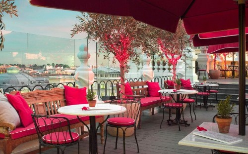 Top 10: the best boutique hotels in Madrid