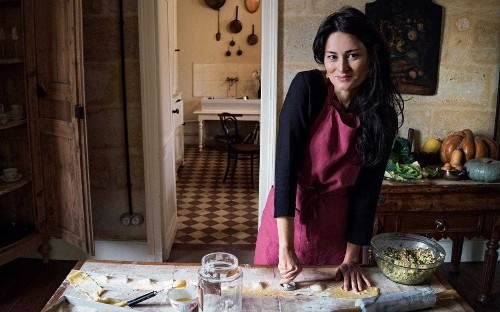 How Mimi Thorisson turned a crumbling French château into the Medoc's coolest pop-up restaurant