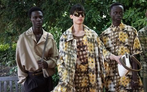 Fendi spring/summer 2020: quietly sophisticated menswear for millennials who are growing up