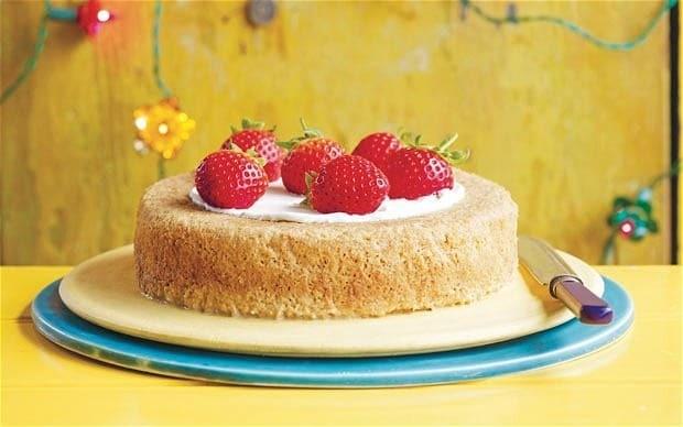 Three milk cake (pastel de tres leches) recipe
