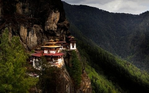 How Bhutan's limit on tourists and promotion of happiness has made it the top place to visit