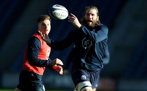 Improving Ben Toolis ready to seize Scotland opportunity following World Cup disappointment