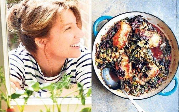 My favourite dish: Maria Elia's slow-braised pork belly