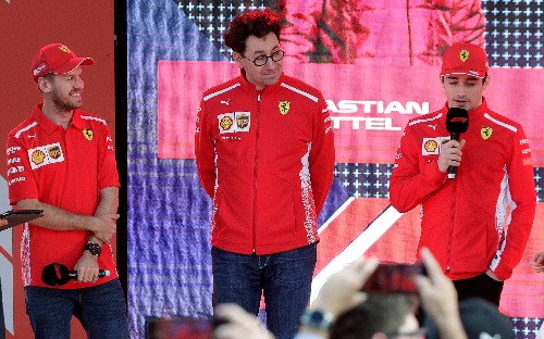 Four important questions for F1 in 2019: Can Ferrari dethrone Mercedes?