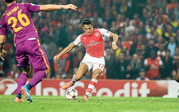 Arsenal should play Mesut Ozil alongside Alexis Sanchez – and five other lessons from the victory over Galatasaray