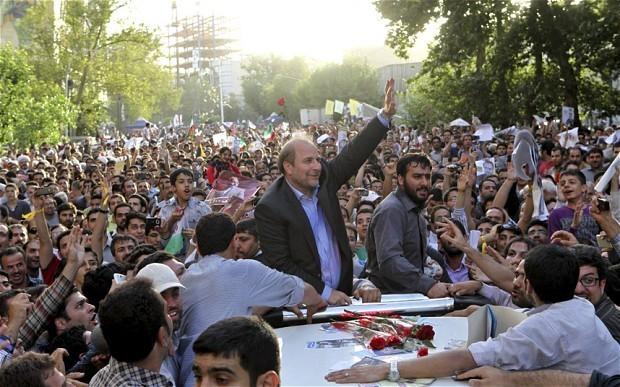 Iran election: Mohammad Qalibaf profile