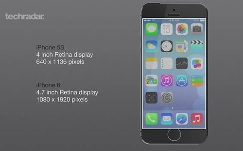 iPhone 6 exclusive concept: Is this what Apple's next smartphone will look like?
