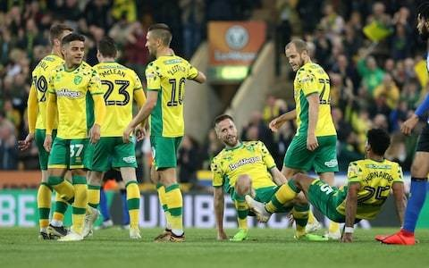 Norwich City players to share £10m bonus if they secure Premier League promotion