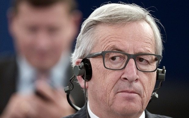 'Anglo-Saxons' would rip Europe apart after a Grexit, says Juncker