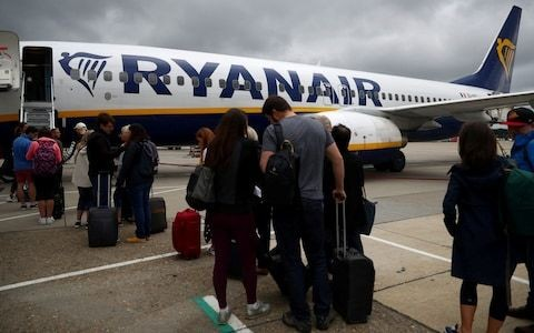 Spanish court strikes down 'abusive' Ryanair carry-on baggage charge