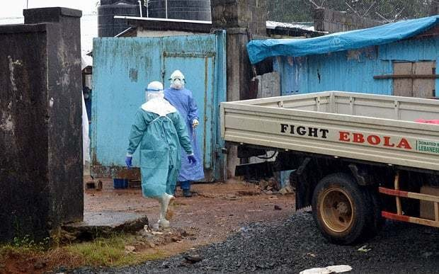 Ebola could become a 'permanent human feature', WHO warns