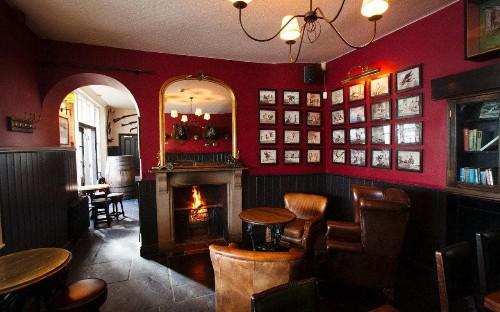 Britain's 50 cosiest pubs