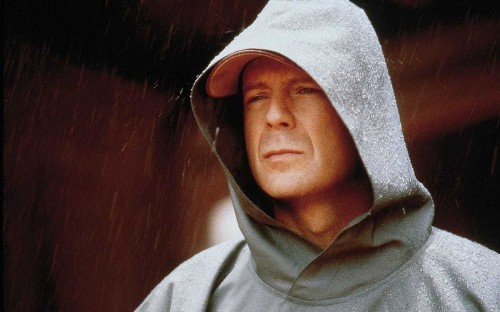 Unbreakable: how Bruce Willis and a grey poncho reinvented the superhero movie