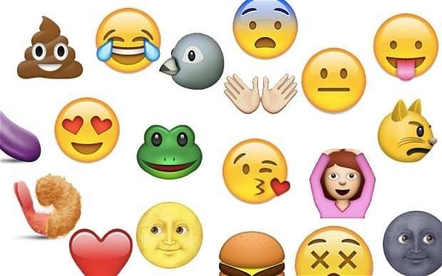 Emoji: The New Language - Magazine cover