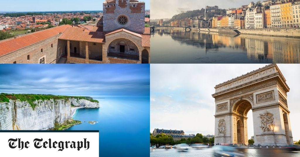 Flight, ferry or train - which is the best way to get to France?