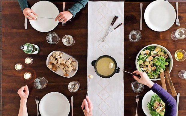 Fondue recipe: welcome back to a 1970s classic