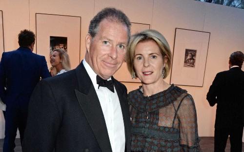 Queen's nephew the Earl of Snowdon announces divorce