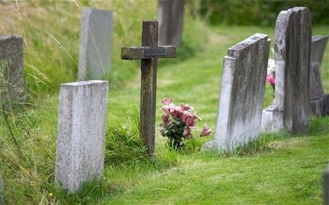 """Atheist buried in Church graveyard to be exhumed 20 years after her death following a """"fundamental mistake"""""""