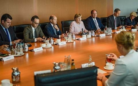 With just 15 ministers, Germany shows that small cabinets work