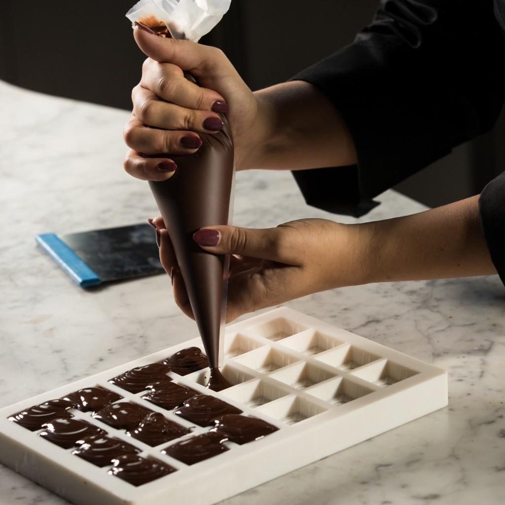 Chocolate Recipes - Magazine cover