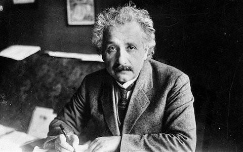 Albert Einstein's Theory of Relativity was inspired by Scottish philosopher