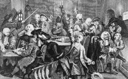 How the decadence and depravity of 18th-century London was fuelled by hot chocolate