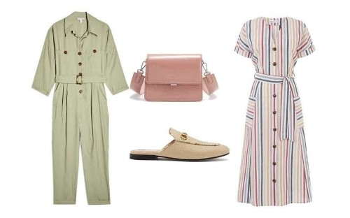 47 summer workwear updates to nail dressing for this week's heatwave