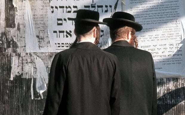 Ultra-Orthodox Jews cause chaos on flight to Israel