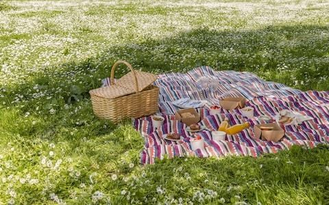 The 10 most luxurious ready-made picnics to take to Glyndebourne