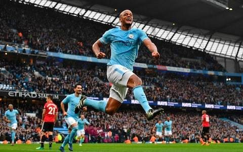 Vincent Kompany to persuade two of Manchester City's key backroom staff to join him at Anderlecht