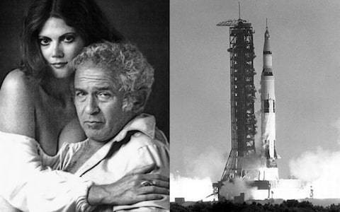 Apollo meets the age of Aquarius: how Norman Mailer wrote the first – and strangest – book on the Moon landings