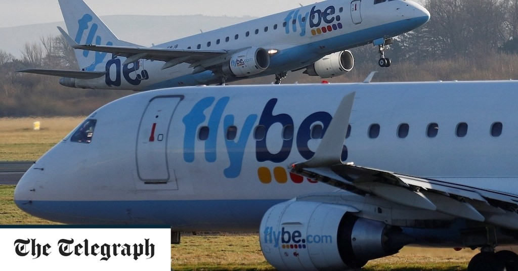 Flybe eyes return to the skies despite ongoing turbulence