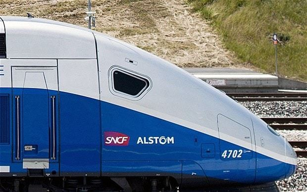 GE closes in on Alstom takeover