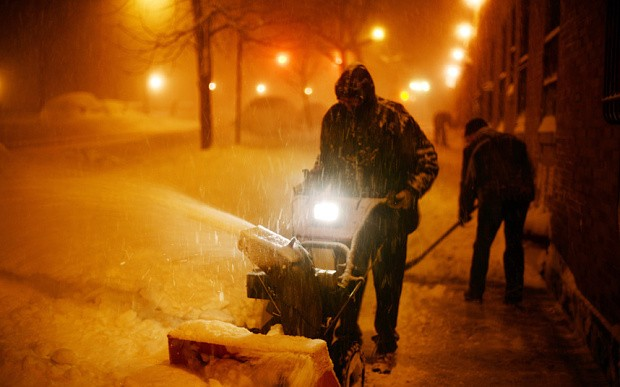 Severe weather warnings issued as Storm Jonas heads to UK