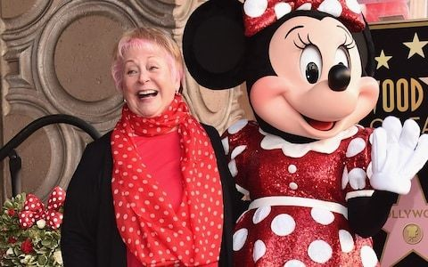 Russi Taylor, the voice of Minnie Mouse for more than 30 years – obituary