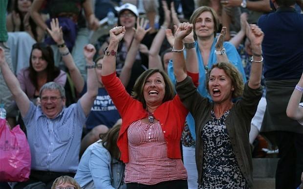 Wimbledon 2013: order of play