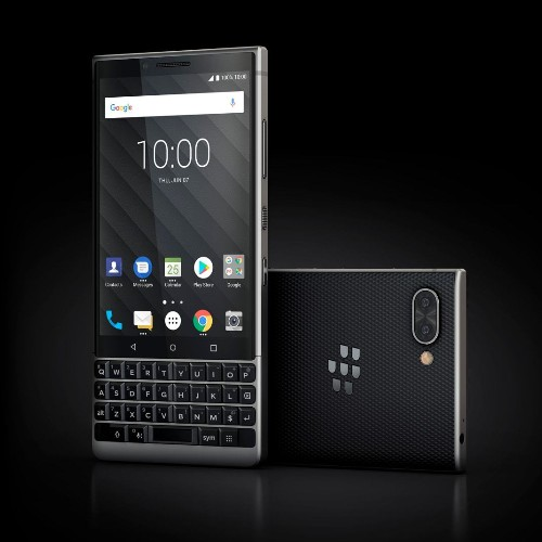 BlackBerry's new phone is one for the privacy conscious