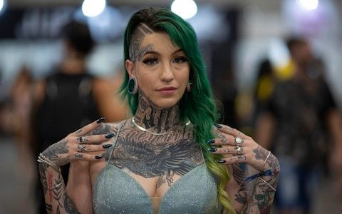 'Job stopper' or conversation starter? Why visible tattoos may not harm your career prospects